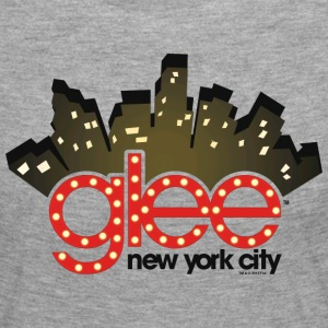 Glee Logo New York City - T-shirt manches longues Premium Femme