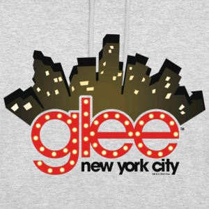Glee Logo New York City Skyline - Unisex Hoodie