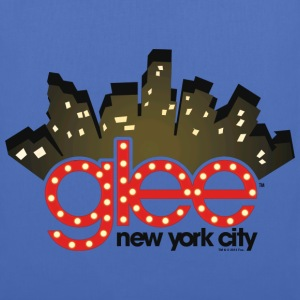 Glee New York City Stage Lights - Tygväska