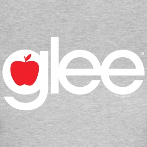 Glee Typography Lettering - Women's T-Shirt