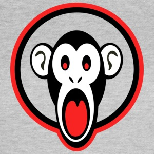 shocked monkey T-Shirts - Frauen T-Shirt