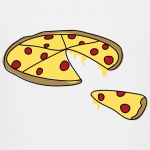 Pizza T-Shirts - Kinder Premium T-Shirt