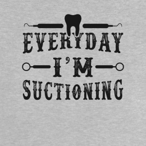 Everyday i'm suctioning T-shirt neonato - Maglietta per neonato