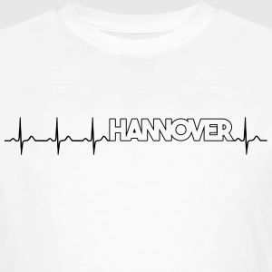 My heart beats for Hannover T-Shirts - Men's Organic T-shirt