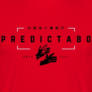 Predictabo - T-shirt Homme