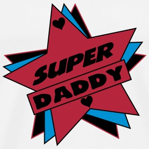 Super daddy T-Shirts - Men's Premium T-Shirt