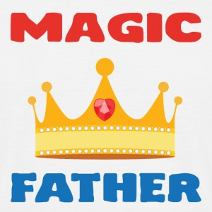 Magic father T-Shirts - Men's T-Shirt