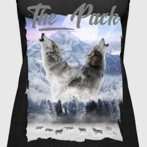 The Pack Frauen Premium TankTop - Frauen Premium Tank Top