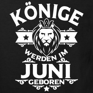 Kings are born in June Shirts - Kids' Organic T-shirt
