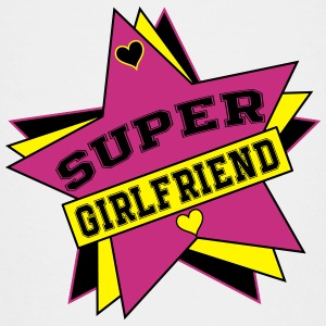Super girlfriend Tee shirts - T-shirt Premium Ado