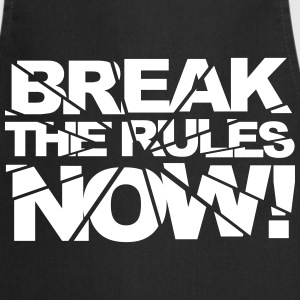 Break the rules now! Tabliers - Tablier de cuisine