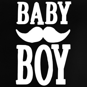 Baby boy hipster Baby shirts - Baby T-shirt