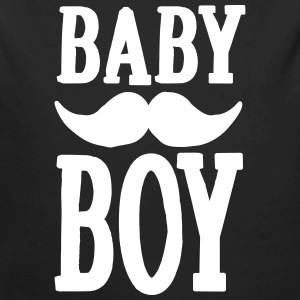Baby boy hipster Baby Bodysuits - Longlseeve Baby Bodysuit