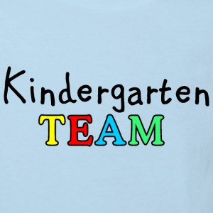 Kindergarten TEAM T-Shirts - Kinder Bio-T-Shirt