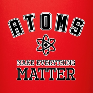 Atoms make everything - Tasse en couleur