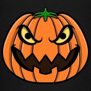 Pumpkin Face Shirts - Teenage Premium T-Shirt