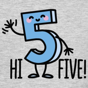 Hi Five! T-shirts - Mannen T-shirt