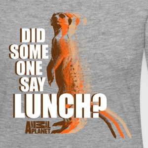 Animal Planet Hungriges Erdmännchen Lunch - Frauen Premium Langarmshirt