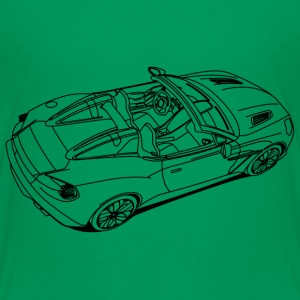 Sports Car Shirts - Kids' Premium T-Shirt