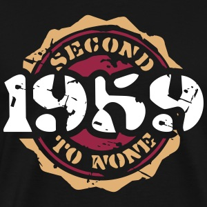 Second to None 1959 T-Shirts - Männer Premium T-Shirt