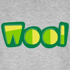 Wool (Liverpool Slang) T-Shirts - Men's Organic T-shirt