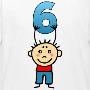 suchbegriff 39 6 geburtstag 39 geschenke online bestellen spreadshirt. Black Bedroom Furniture Sets. Home Design Ideas