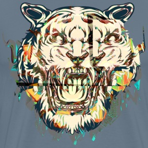 TIGER BREAK TOO T-Shirts - Männer Premium T-Shirt