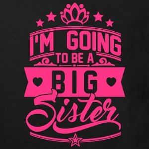 I'm going to be a big Sister - Schwangerschaft Tee shirts - T-shirt Bio Enfant