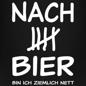 Fünf Bier - Teenager Premium T-Shirt