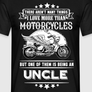 Motorcycles Uncle T-Shirts - Men's T-Shirt
