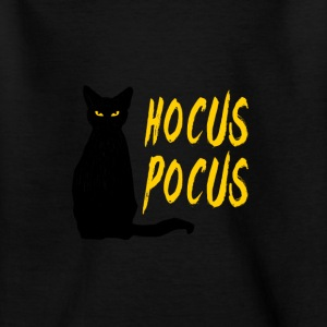 Hocus Pocus Halloween Cat Shirts - Teenage T-shirt