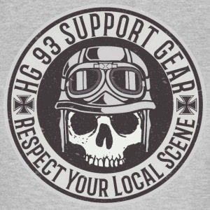 Respect Your Local Scene T-Shirts - Frauen T-Shirt