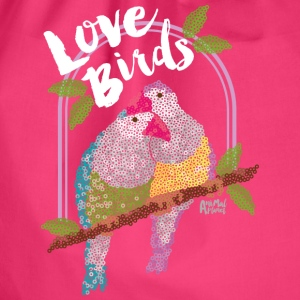 Animal Planet Lovebirds Parrots - Gymbag