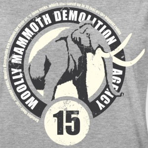 Animal Planet Mammoth Facts - Women's Oversize T-Shirt