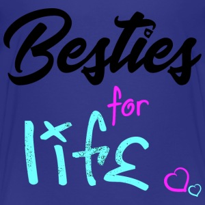 Besties for life T-Shirts - Kinder Premium T-Shirt