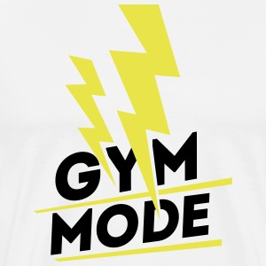 Gym Mode, Gym Wear, Fitness T-Shirts - Männer Premium T-Shirt