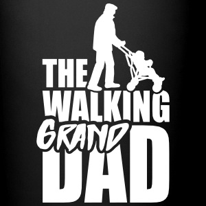 The walking grandad 1clr Tazas y accesorios - Taza de un color