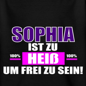 SOPHIA T-Shirts - Teenager T-Shirt