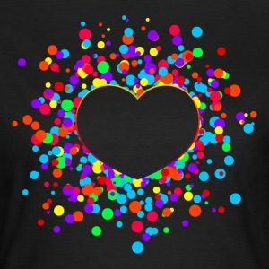 Peace Love T-Shirts - Frauen T-Shirt