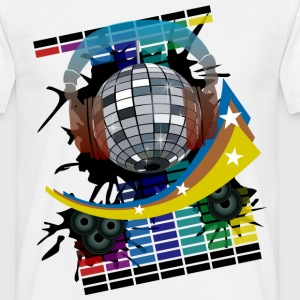 Mirror Ball - Men's T-Shirt