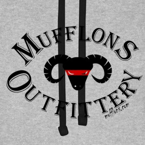 Mufflons Outfittery Hoodie - Unisex Baseball Hoodie