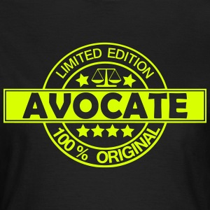 avocate limited edition Tee shirts - T-shirt Femme