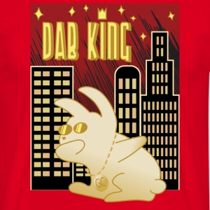 Dab King - T-shirt Homme