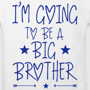 I'm going to be a big brother Shirts - Kids' Organic T-shirt