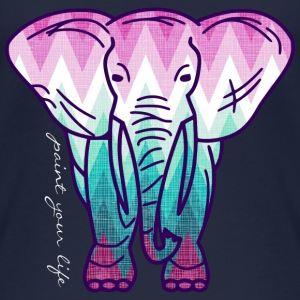 Elefant-paint your life1 Tops - Frauen Bio Tank Top von Stanley & Stella