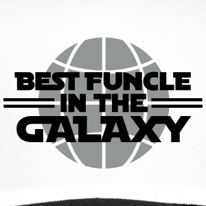 Best funcle in the galaxy Casquettes et bonnets - Trucker Cap