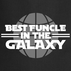 Best funcle in the galaxy Fartuchy - Fartuch kuchenny