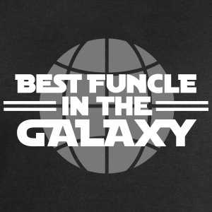 Best funcle in the galaxy Pullover & Hoodies - Männer Bio-Sweatshirt von Stanley & Stella