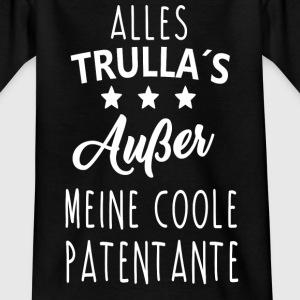 Trullas Patentante T-Shirts - Teenager T-Shirt