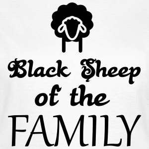 Black sheep of the family T-Shirts - Women's T-Shirt
